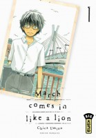 manga - March comes in like a lion