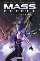 mangas - Mass Effect