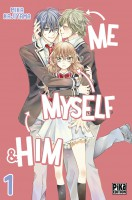 Me, myself and him de KAJIYAMA Mika .me-myself-him-1-pika_m