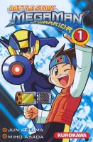 Manga - Manhwa - Megaman net warrior