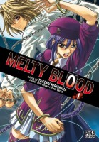 Manga - Melty Blood