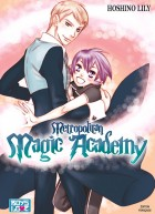 mangas - Metropolitan Magic Academy