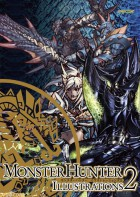 mangas - Monster Hunter - Artbook