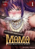 mangas - Momo - The beautiful spirit