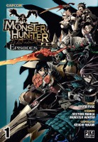 Manga - Monster Hunter Episodes