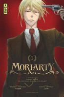 mangas - Moriarty
