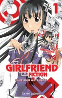 mangas - My girlfriend is a fiction