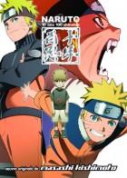 mangas - Naruto - Character book