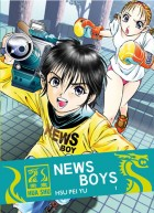 mangas - News Boy