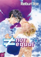 mangas - Not Equal ≠