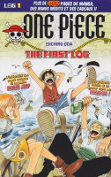 One Piece - The first log