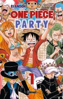 Mangas - One Piece - Party