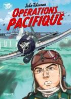 manga - Opérations dans le Pacifique