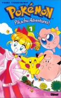 Pokémon - Pikachu adventures !