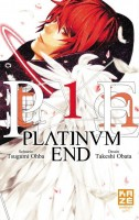 Manga - Platinum End