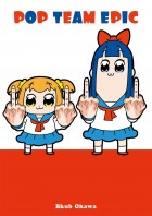 mangas - Pop Team Epic