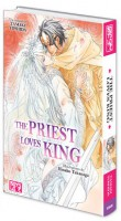 Manga - Manhwa - The priest loves the king - Roman n°3