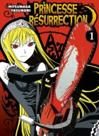 mangas - Princesse Résurrection