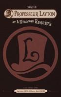 mangas - Professeur Layton et l'étrange enquête - L'intégrale