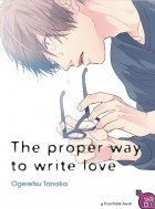 Manga - Manhwa - The Proper Way to Write Love