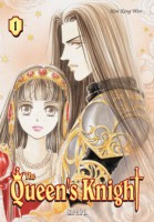 Manga - The Queen's Knight