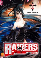 Manga - Raiders