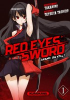 mangas - Red eyes sword - Akame ga Kill !