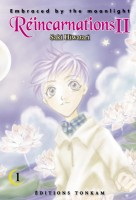 mangas - Réincarnations II - Embraced by the Moonlight