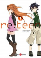 Manga - Manhwa - Re:Teen