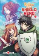 mangas - The rising of the shield Hero