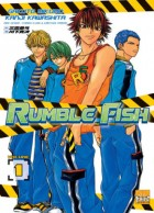 mangas - Rumble Fish