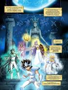 manga - Chevaliers du zodiaque (les)