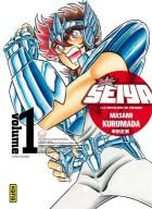 Mangas - Saint Seiya Deluxe