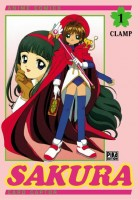 Mangas - Card Captor Sakura - Anime Comics