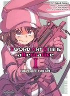 mangas - Sword Art Online - Alternative - Gun gale online
