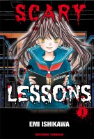 Mangas - Scary Lessons