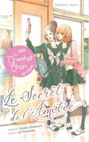 Manga - Manhwa - Secret de l'amitié (le)