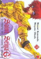 Manga - Saint Seiya episode G