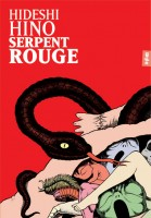 mangas - Serpent rouge