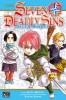 mangas - Seven Deadly Sins - Roman