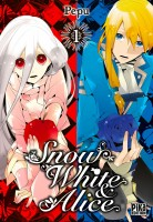 mangas - Snow White & Alice