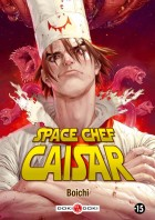Manga - Space Chef Caisar