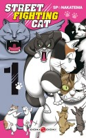 mangas - Street Fighting Cat