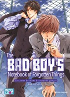 The Bad Boy's - Notebook of Forgotten Things