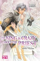 Manga - Manhwa - The King is Crazy about the Priest - Roman n°2