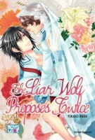 Manga - The liar wolf proposes twice