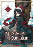 mangas - The mystic archives of Dantalian