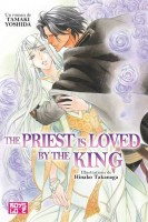 Manga - Manhwa - The Priest is Loved by the King - Roman n°1