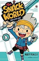 mangas - The Snack World vo