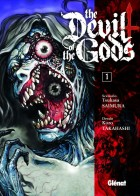 Manga - Manhwa - The devil of the gods